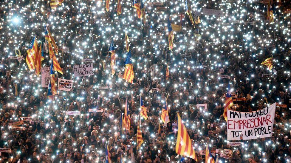каталонский кризис