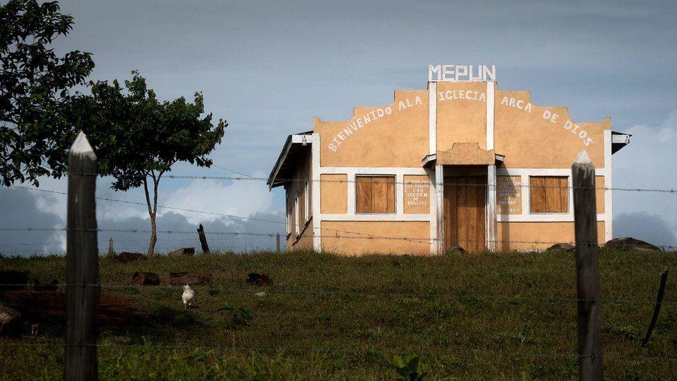 Iglesia en Nicaragua