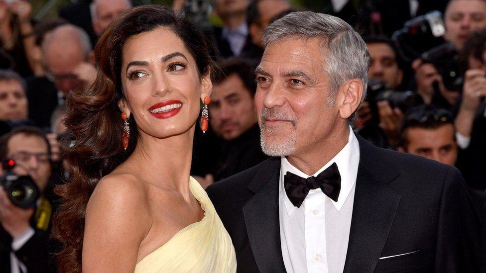 Подружжя Клуні