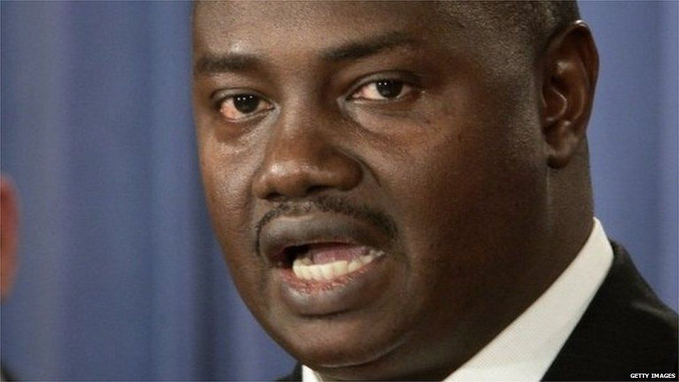 EFCC boss Ibrahim Lamorde
