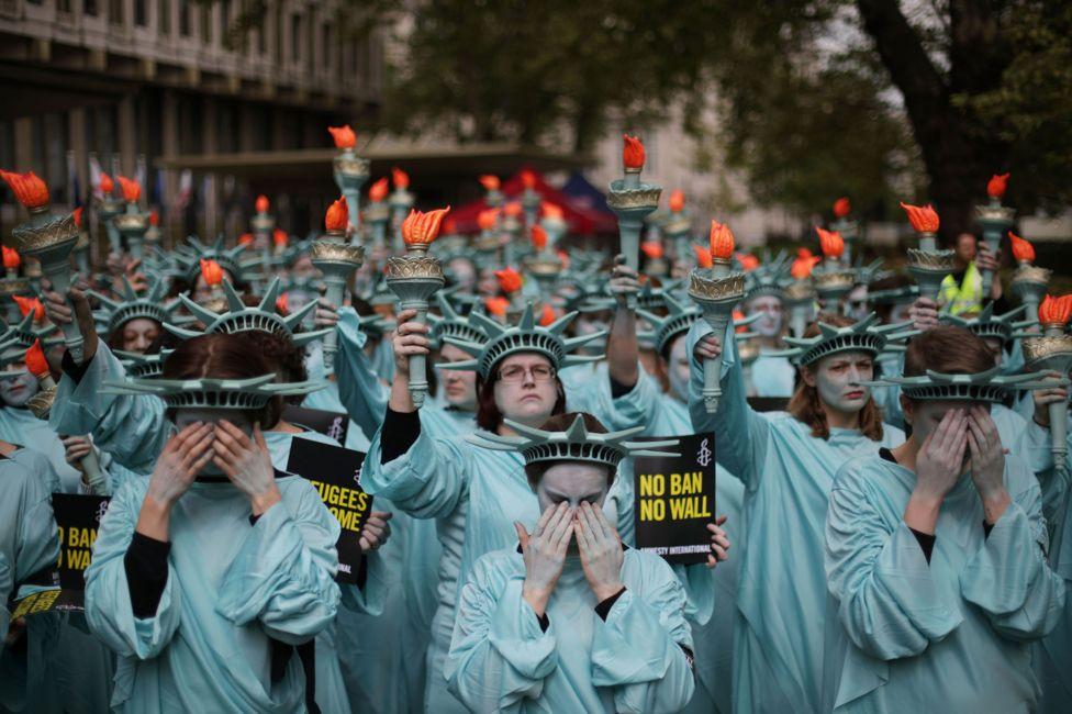 протестная акция