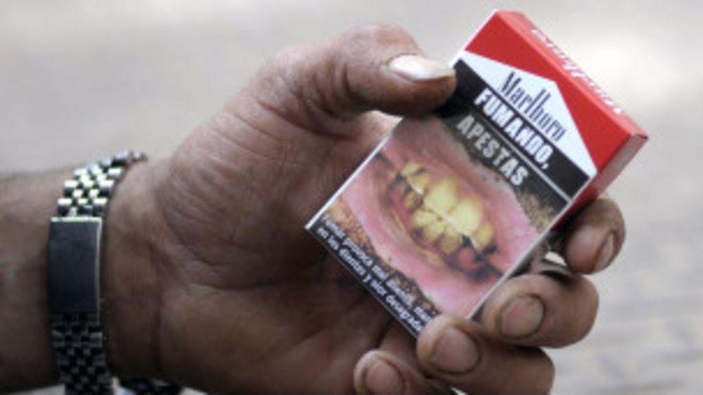 Bungkus rokok wajib cantumkan gambar peringatan - BBC ...