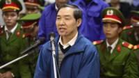 Ông Dương Chí Dũng trong lần xử sơ thẩm hồi cuối năm 2013