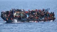 Plus d'un million de migrants sont arrivés en Europe en 2015.
