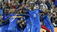 फ्रांस की टीम