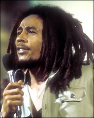 Bob Marley Image caption Save the Children na fatan hakan zai sa jama'a su taimaka