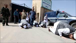 Освобождение исламистов в Ливии