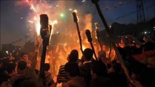 Курдский новый год Навруз, фото ottenki_serogo