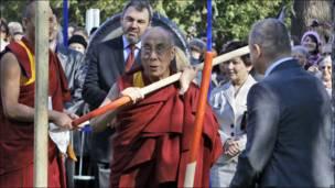 Далай Лама в Словении