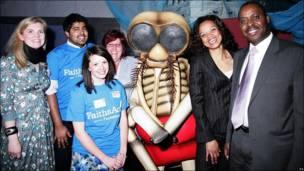 Evento en Londres por el Día Internacional de la Malaria