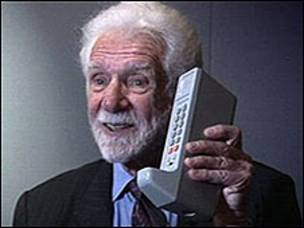Martin Cooper, inventor del celular