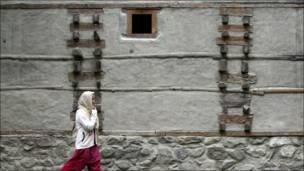 گنش گاؤں کے مناظر