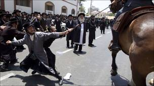 Евреи-ультраортодоксы