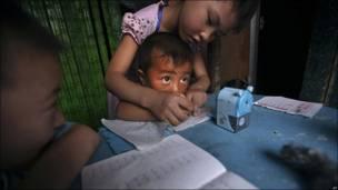 Дети в Пекине