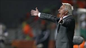 Берт ван Марвайк, тренер сборной Голландии