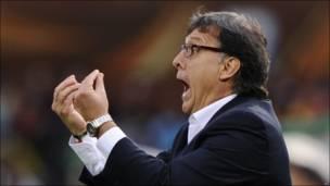Херардо Мартино, тренер сборной Парагвая