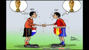Holanda-España