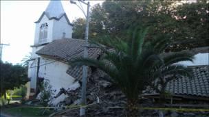 Iglesia de Guacarhue