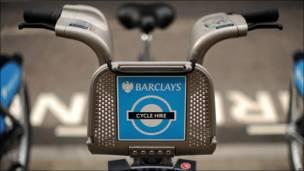 Bicicleta de alquiler en Londres