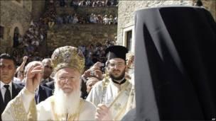Вселенський Патріарх Варфоломій І