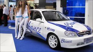 Автомобиль ЗАЗ Chance