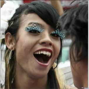 काठमांडू की पहली अंतरराष्ट्रीय समलैंगिक परेड