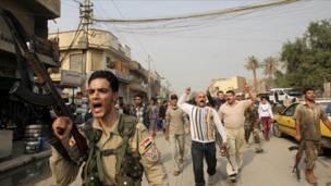 Война в Ираке в фотографиях