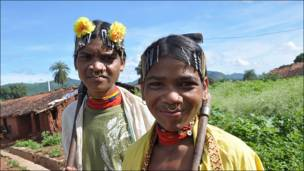 डोंगरिया कंध आदिवासी