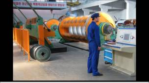 Bên trong một nhà máy Bắc Hàn