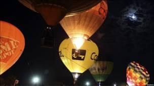 globos aerostático