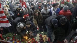 Акция на севере Москвы