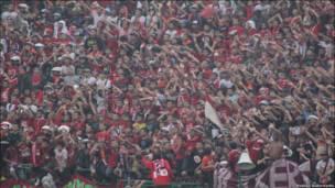 Liga primer Indonesia Persema v FC Solo