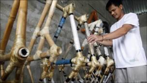 Велосипеды из бамбука