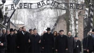 Мероприятия в Освенциме