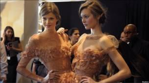Высокая мода в Париже