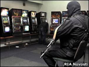 Борьба с игровые автоматы в подмосковье тюнер голден интерстар s805
