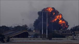 Hotuna: Ana ci gaba da gwabza fada a Libya