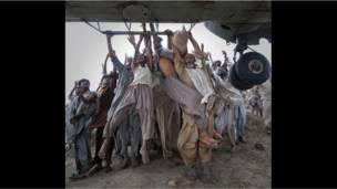 Korban banjir Pakistan