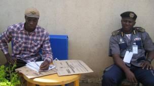 Hotuna: Zaben gwamnoni da 'yan majalisu a Najeriya