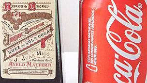 Coca Cola y Cola Coca