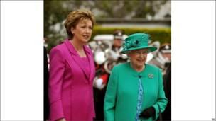 女王访问爱尔兰
