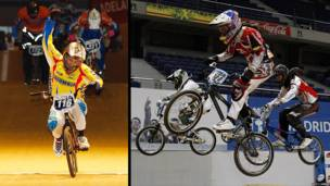 MARIANA PAJÓN - País: Colombia - Deporte: BMX/Bicicross