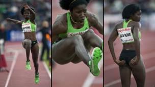 YARGELIS SAVIGNE - País: Cuba - Deporte: Atletismo (Salto triple)