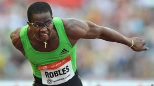 DAYRON ROBLES - País: Cuba - Deporte: Atletismo (110 m con vallas)