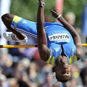 LEONEL SUÁREZ - País: Cuba - Deporte: Atletismo (decatlón)
