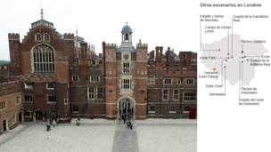 Palacio de Enrique VIII de Hampton Court