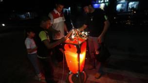 Рамадан на палестинських територіях