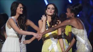 मिस यूनिवर्स 2011