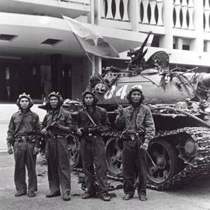 جنود من شمال فيتنام