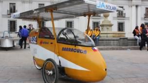 """""""Barracuda"""" de Chile"""